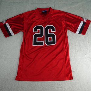 NCAA Ohio State #26 Red Jersey Size Small